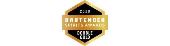 Bartender Spirits Awards Double Gold Medal
