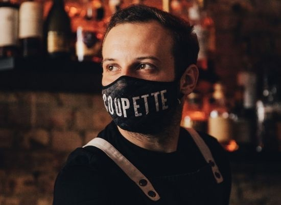 Safety essentials at Coupette London