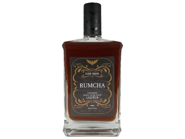 Rumcha Masala Chai Spiced Rum Liqueur, Luxe Brew