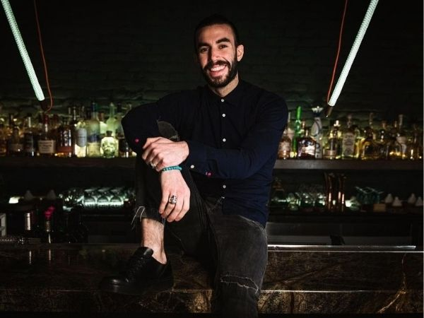 Jeremy LeBlanche at Thyme Bar NYC