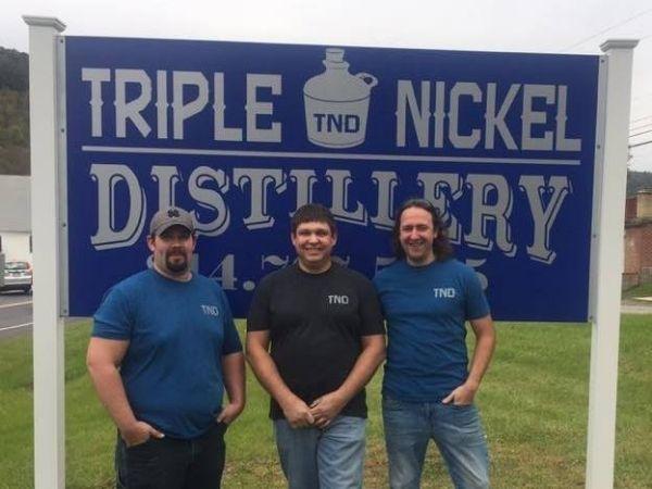 Triple Nickel Distillery
