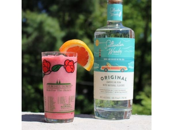 Saltwater Woody Real Grapefruit scored 95 points, rum of the year and rum producer of the year award at the 2020 Bartenders Spirits Awards