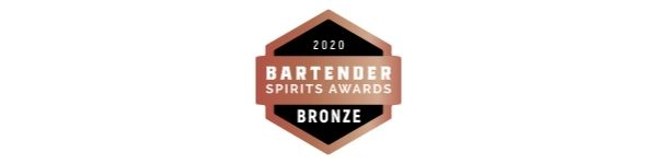 Bartender Spirits Awards Bronze Medal