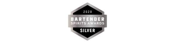 Bartender Spirits Awards Silver Medal