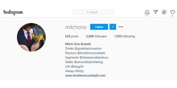 Mitch Ono Bushell @mitchono