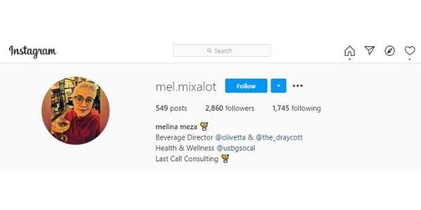 Melina Meza @mel.mixalot