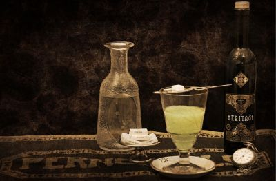 Photo for: The Art Of Serving Absinthe