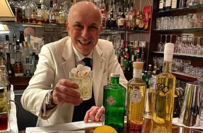 Photo for: Alessandro Palazzi on his 46 years of bartending