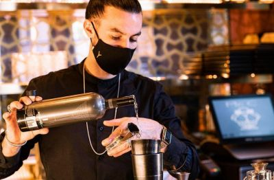 Photo for: NYC's best cocktail menus with Jeremy LeBlanche