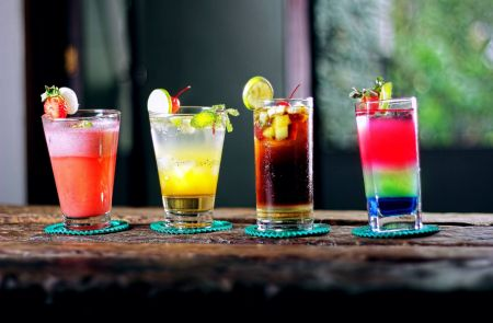Photo for: Bartenders: The Art of the Garnish