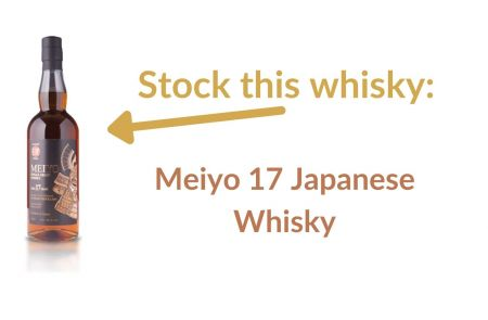 Photo for: Stock this whisky: Meiyo 17 Japanese Whisky