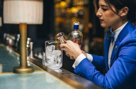 Photo for: Travel through bars with Cristiana Pirinu