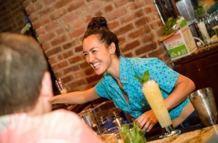 Photo for: Joanna Carpenter - Making Bartending Equitable