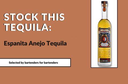 Photo for: Stock This Tequila: Espanita Anejo Tequila