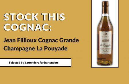 Photo for: Stock This Cognac: Jean Fillioux Cognac Grande Champagne La Pouyade