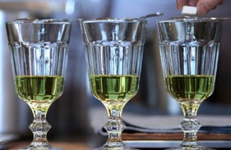 Photo for: Absinthe Cocktails