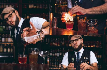 Photo for: How does Manny Nieves pick a spirit for his bar?