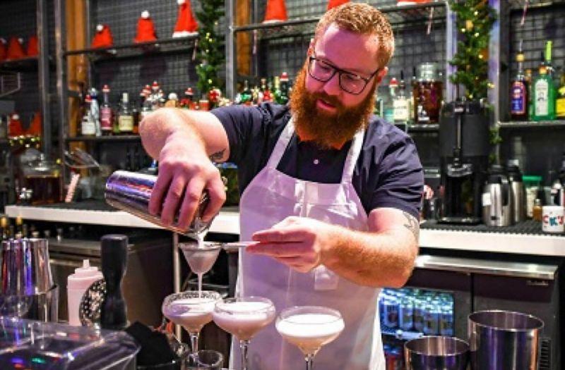 Photo for: Patrick Williams, National Beverage Director at Punch Bowl Social