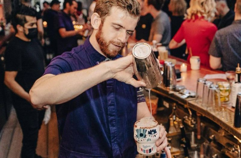 Photo for: The definition of a good drinks menu - with Matt Maretz