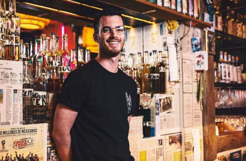 Photo for: Doing things differently behind the bar an Interview with Mickael Kernoa
